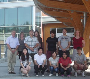 photo - College of the Rockies Number One with International Students for Third Year