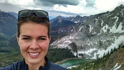 photo - College of the Rockies Student Wins Big Award