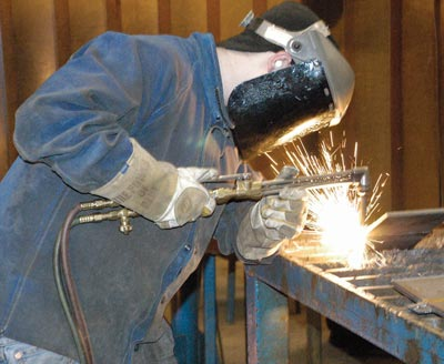 photo - College of the Rockies Hosting Summer Welding Camp