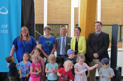 photo - More East Kootenay learners welcomed into early childhood education