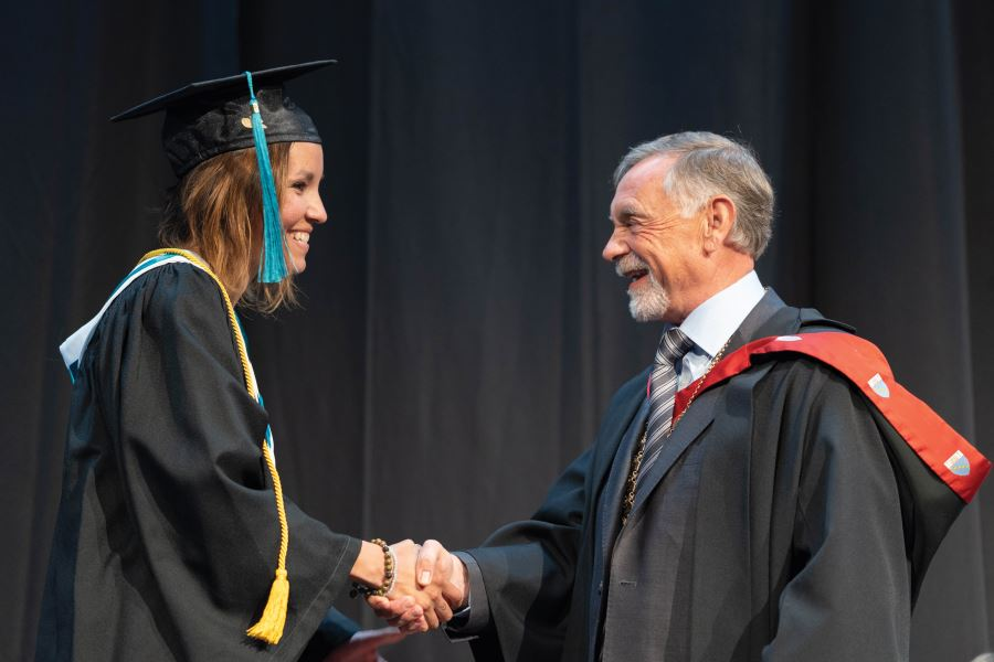 photo - College of the Rockies Celebrates Annual Convocation