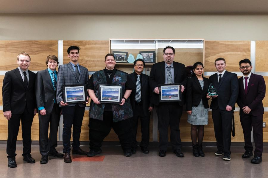 College of the Rockies business students win at Western Canadian Business Competition