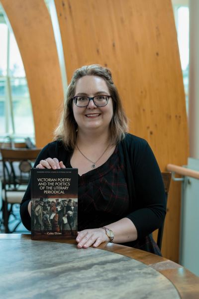 photo - College of the Rockies University Studies instructor authors book