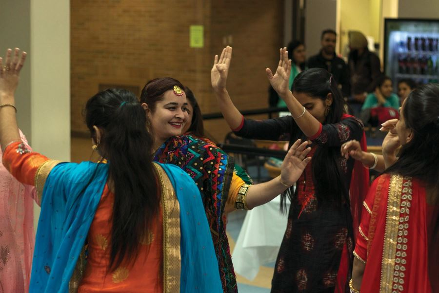 photo - College of the Rockies hosts International Day Celebration