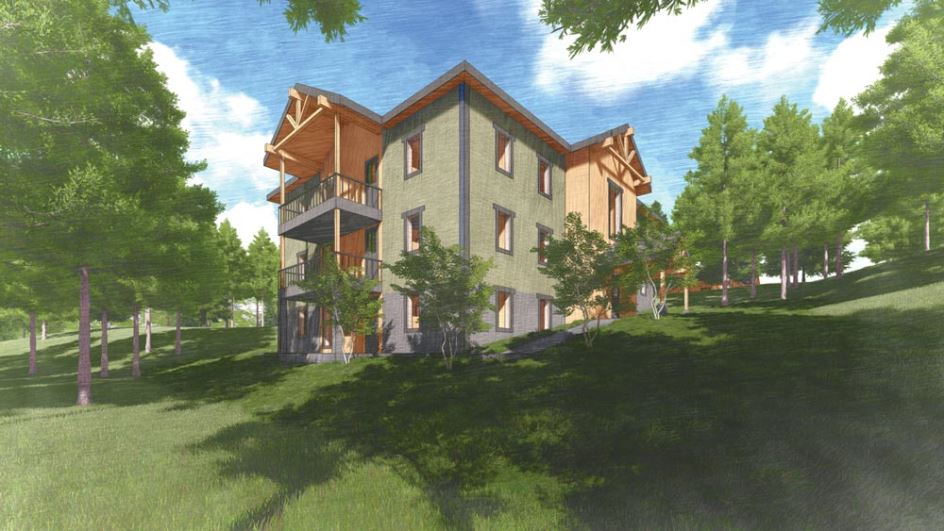 Work begins on College of the Rockies student housing facility