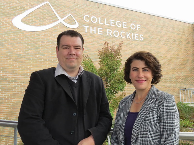 photo - College Board Elects New Chair and Vice-Chair