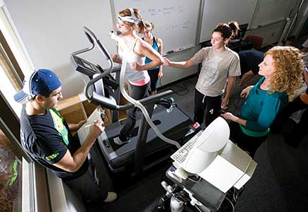 COTR Kinesiology program