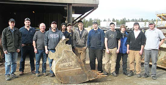 Welding Winners 2012